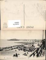 630929,Brighton The Beach From Parade Looking West Strandleben Great Britain - Ansichtskarten