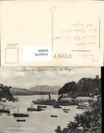 630926,Skye Portree Harbour Schiffe Boote Great Britain - Ansichtskarten