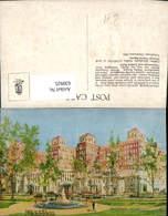 630925,Künstler Ak London Grosvenor House Hyde Park Great Britain - Ansichtskarten