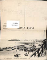630922,Brighton The Beach From Parade Looking West Strand Great Britain - Ansichtskarten