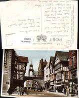 630921,Chester Eastgate Great Britain - Ansichtskarten