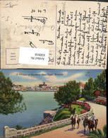 630918,A Glimpse Of Hamilton From Paget Bermuda Great Britain - Ansichtskarten