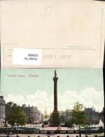 630908,London Trafalger Square Great Britain - Ansichtskarten