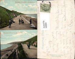 630904,Mehrbild Ak Eastbourne Western Parades Great Britain - Ansichtskarten