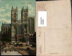 630899,London Westminster Abbey Great Britain - Ansichtskarten