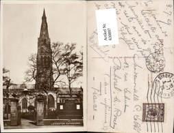 630897,Foto Ak Leicester Cathedral Great Britain - Ansichtskarten
