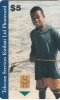 KIRIBATI - Boy Child, First Issue $5, Used - Kiribati