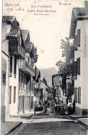 FR-64: SAINT JEAN DE LUZ: Rue Tourasse - Animation - Saint Jean De Luz
