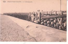 Nieuport Bains - L'Estacade - Nieuwpoort