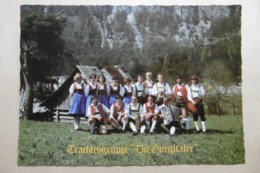 "Trachtengruppe ""Die Gurgitaler"" Franz Kranewitter A-6465 NASSEREITH TIROL - Singers & Musicians"