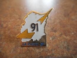 A040 -- Pin's Poste 91 - Postwesen