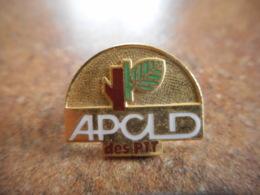 A040 -- Pin's Poste APCLD - Postes