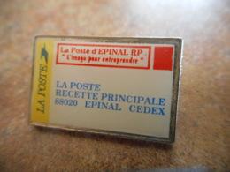 A040 -- Pin's Poste Epinal - Postes
