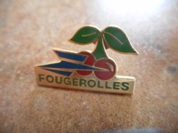 A040 -- Pin's Poste Fougerolles - Postes