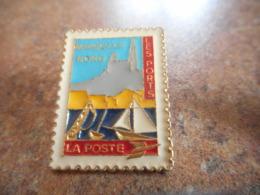 A040 -- Pin's Poste Marseille Nord Les Ports - Postes