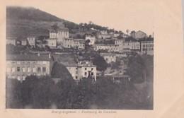 BOURG ARGENTAL        FAUBOURG DE COTAVIOL - Bourg Argental