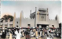 CPA-1950-MALI-BAMAKO-Le MARCHE-Edit Carnaud-TBE- - Mali
