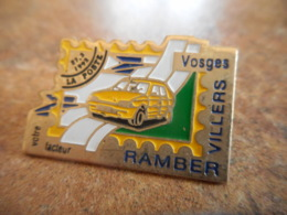 A040 -- Pin's Poste Rambervillers Vosges - Postes
