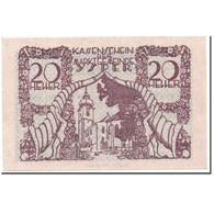 Billet, Autriche, Ysper, 20 Heller, Eglise, 1920, 1920-04-11, SPL, Mehl:1261 - Autriche