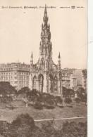 *** SCOTLAND  ***   Scott Monument EDINBURGH - TTB Unused - Midlothian/ Edinburgh