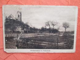 Ehrenfriedhof In Petersruh - Other Municipalities