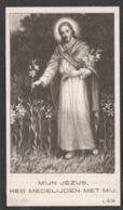 Romaine Van Der Meeren-sint-jooris-winghe 1905-1927-leerling St -nicolaas Normaalschool - Images Religieuses