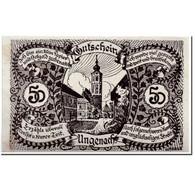 Billet, Autriche, Ungenach, 50 Heller, Paysage, 1920, 1920-05-23, SPL, Mehl:1092 - Autriche