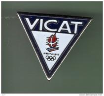 JO ALBERTVILLE 92 *** VICAT *** 1047 - Jeux Olympiques