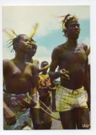 Burkina Faso: Folklore D'Afrique Noire, Jeune Femme, Seins Nus (19-1714) - Burkina Faso