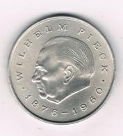 20 MARK 1972 A  DDR  DUITSLAND /6030/ - [ 6] 1949-1990 : GDR - German Dem. Rep.