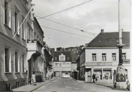 AK 0322  Elsterberg ( Vogtl. ) - Markt / Ostalgie , DDR Um 1971 - Plauen