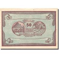 Billet, Autriche, Manning, 50 Heller, Parchemin 1920-05-22, SPL Mehl:FS 578c - Autriche