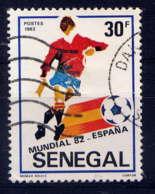 SENEGAL - 575° - FOOTBALLEUR - Sénégal (1960-...)