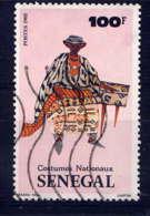 SENEGAL - 654° - COSTUME TRADITIONNELS - Sénégal (1960-...)