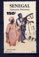 SENEGAL - 655° - COSTUME TRADITIONNELS - Sénégal (1960-...)