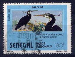 SENEGAL - 839° - SALOUM, AIGRETTE - Sénégal (1960-...)