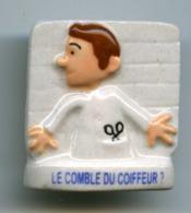 FEVES - FEVE - LE COMBLE DU COIFFEUR - RASER LES MURS ! - Autres
