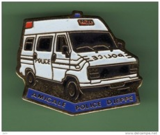POLICE *** DIEPPE *** 1047 - Police