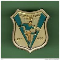 FOOT *** CLUB DIEPPOIS *** 1047 - Football