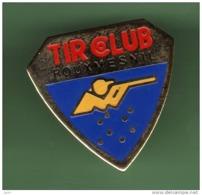 TIR *** CLUB ROUXMESNIL *** 1047 - Boogschieten