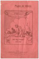 HISTORIQUE DU 205è REGIMENT D'INFANTERIE 1914.18  - - Documenti