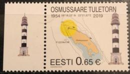 Estonia, 2019, Mi: 950 (MNH) - Faros