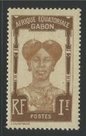 GABON 1911 YT 63** - Gabon (1886-1936)