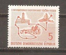 DDR Nº Yvert  293 (MH/*) - [6] República Democrática