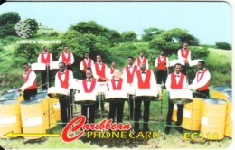 GRENADA(GPT) - Grentel Commancheros, CN : 287CGRC, Tirage 20000, Used - Grenada (Granada)