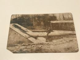 """Koekelare-Moere/ Leugenboom- Oorlog 14-18 - Fotokaart - Canon """"Lange Max"""" Van Batterij, Soldaat Belgisch - Koekelare"""