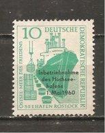 DDR Nº Yvert  477 (MH/*) - [6] República Democrática