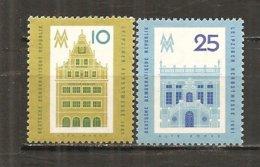 DDR Nº Yvert  559-60 (MH/*) - [6] República Democrática