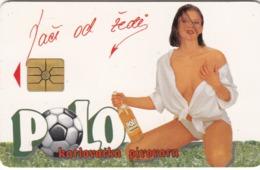 Croatia  Phonecard (Polo Advert 1994  (Fine Used) - Kroatien