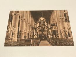 Meulebeke : Binnenzicht Der Kerk - Uitg. L Sacrez - Meulebeke